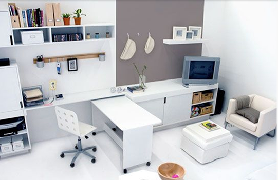 Terrific Dicas Para Home Office Pequeno Go Home Office Largest Home Design Picture Inspirations Pitcheantrous