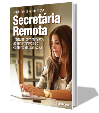 secretaria remota assistente virtual home office serviços administrativos home office