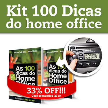 dicas home office audiobook e book
